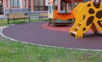 Выбираем резиновое покрытие для площадки ценой до 1100 р/м2