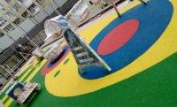 Как правильно уложить резиновое покрытие на детскую площадку