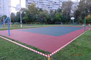 Какое резиновое покрытие лучшее для спортивной площадки