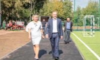 Спорткомплекс для школы №47 в Малаховке (Люберецкий район).