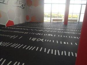 Наиболее распространённые резиновые покрытия для спортивных площадок