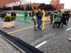 """Фестиваль """"Золотая Осень"""" (Красная площадь, Москва)"""
