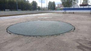 Главные плюсы покрытия из резиновой крошки на детской площадке