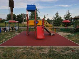 Какое покрытие лучше выбирать для детских площадок
