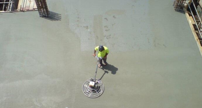 Требования к основанию для резинового покрытия
